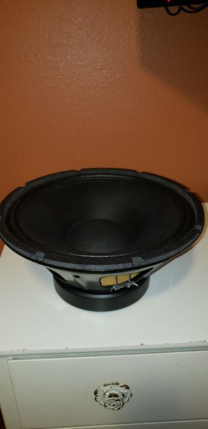 Eminence Delta-12LFC Pro Audio/Bass Driver for Sale in Tampa, FL