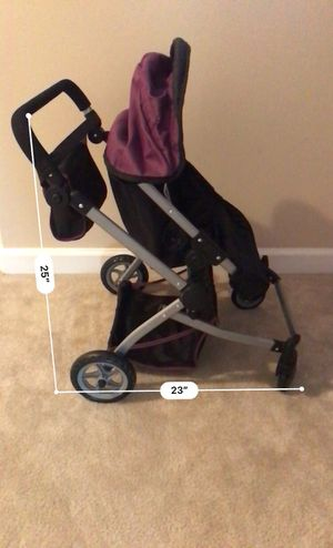 Double Toy DOLL stroller- EUC for Sale in Virginia Beach, VA