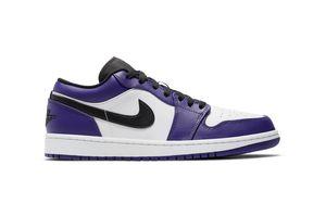 Jordan 1 low court purple / size 10 for Sale in Inglewood, CA
