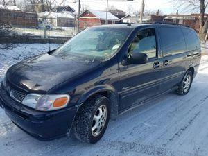 03 Oldsmobile silhouette mini Van. 137xxx miles for Sale in St. Louis, MO