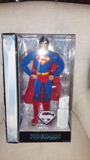 12 inch super man from the movie for Sale in Spring Valley, CA