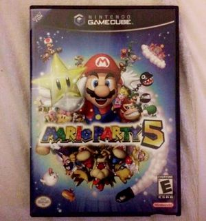 Mario party 5 for Sale in Cranston, RI
