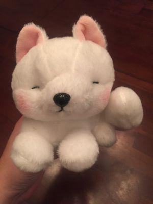 Sleeping White Fox plushie for Sale in Everett, WA