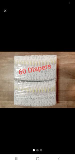 Huggies little movers diapers size 4 for Sale in Las Vegas, NV