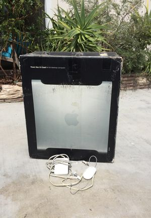 Mac incomplete parts/tower no hard drive for Sale in La Mirada, CA