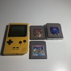 Gameboy Pocket Plus Mario Games for Sale in West Covina, CA
