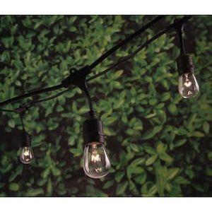 New Portfolio Landscape LED String Lights 24ft. 12 Light Sockets for Sale in Visalia, CA