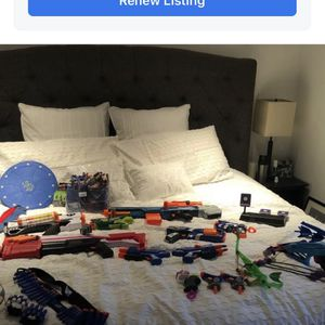 Epic Nerf Battle Set for Sale in Snohomish, WA