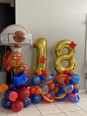 Balloons and arregements for Sale in Boca Raton, FL