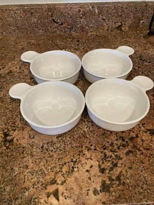 Set of 4 CorningWare Grab-it Bowl for Sale in Sells, AZ