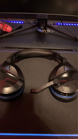 Turtle beach stealth 700 gaming headphones (no usb connecter) for Sale in Creedmoor, TX