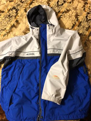 Columbia Shell and lining Waterproof Winter Jacket for Sale in Washington, DC
