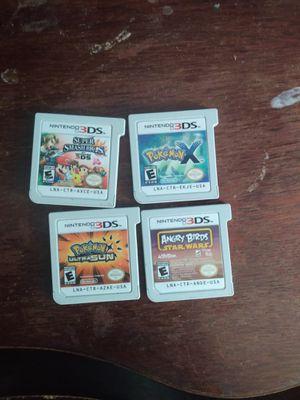 Nintendo 3DS games for Sale in Falls Church, VA