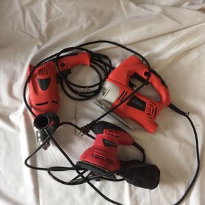 Tools, Drill, Saw and Sander for Sale in Chicago, IL