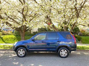 2004 Honda CR-V AWD automatic for Sale in Seattle, WA