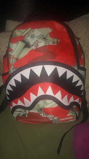 Spray ground bape book bag for Sale in Lansdale, PA