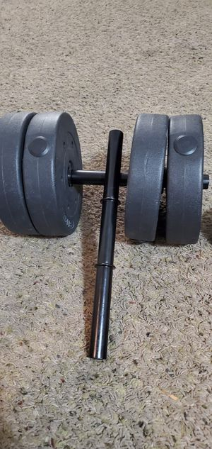 Weight lifting plates for Sale in Pittsburg, KS