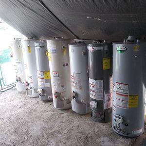Water heaters BOYLERS We Do Installation Hacemos INSTALACIONES for Sale in Pomona, CA