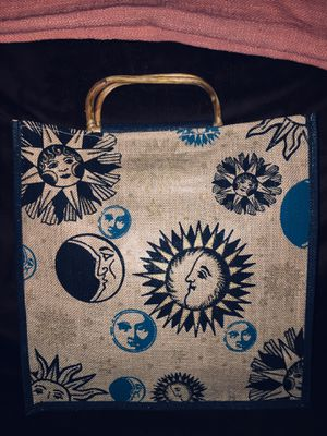 Sun and moon bag for Sale in West Haven, CT