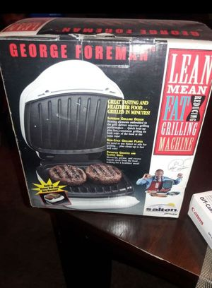 George Foreman for Sale in Portsmouth, VA