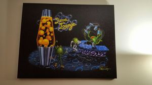 Used, Godard print Lava Lounge for Sale for sale  Canton, GA