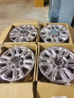 Gmc Denali wheels 20s new for Sale in Odessa, TX