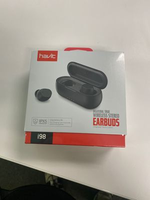 Havit Bilateral True Wireless Earbuds for Sale in Renton, WA