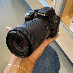Nikon D3300 for Sale in Katy,  TX