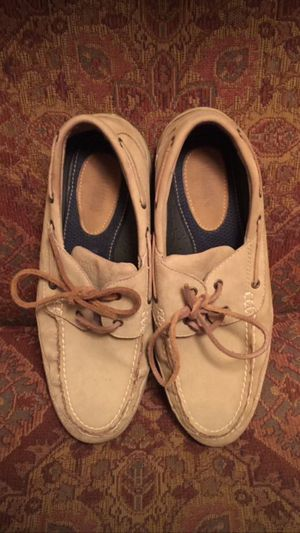 Gently Used Men's Reel Legends Boat Shoes Size 9.5 for Sale in Westminster, CO