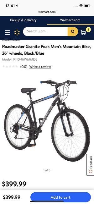 Roadmaster 26 inch mountain bike. for Sale in Lynnwood, WA