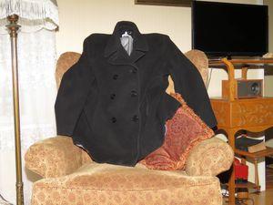 Beautiful Women's Calvin Klein wool/cashmere jacket, 2X, Black for Sale in Ashtabula, OH
