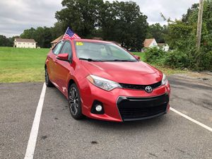 2015 Toyota Corolla for Sale in Fredericksburg, VA