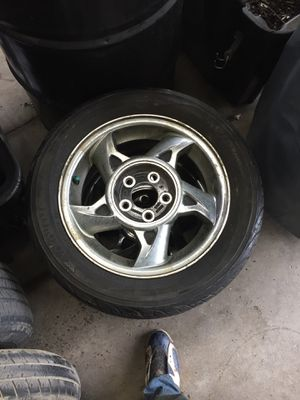 "Gm 16""rims am tires for Sale in Grove City, OH"
