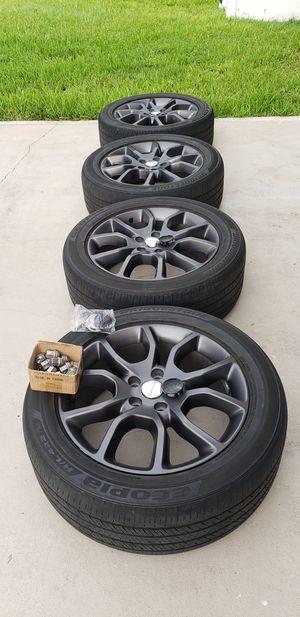 2016-2019 Dodge Durango Used Rim Wheels for Sale in Cape Coral, FL