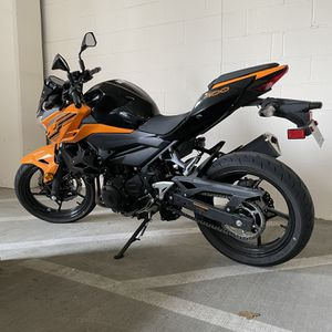 2020 Kawasaki Z400 ABS for Sale in Fort Worth, TX