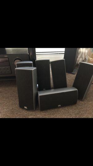 Marantz sr3001,Sony DVD and 6 JBL speakers for Sale in Woonsocket, RI