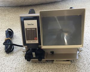 Baia Dual 8 Ediviewer II - for both regular 8mm and super 8 for Sale in PA, US