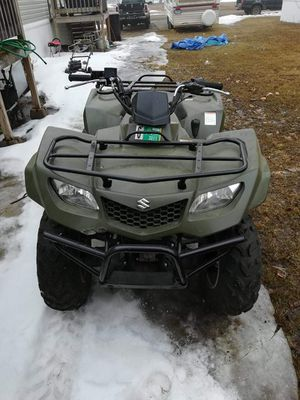 2008 Suzuki Kingquad 450 for Sale in Dickinson, ND