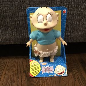 Rugrats Tommy Pickle Doll for Sale in Highland Park, NJ