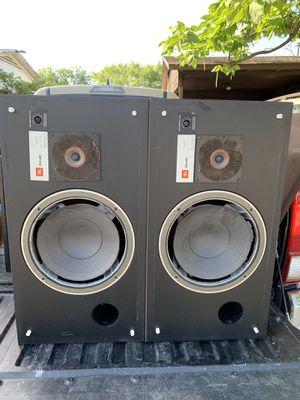 JBL Decade L26 Stereo Speakers for Sale in Dallas, TX