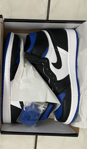 Jordan 1 Royal toe DS size 9.5 for Sale in Coral Gables, FL