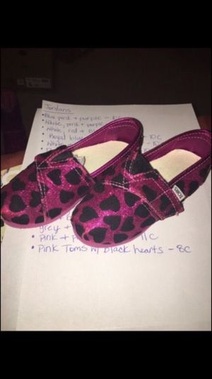 Girls Toms for Sale in Durham, NC