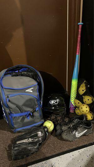 Softball gear for Sale in Clovis, CA