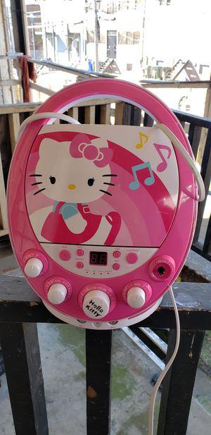 Hello Kitty Karaoke Machine for Sale in Washington, DC