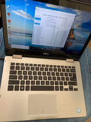 Dell Inspiron 13.3 Inch Full Touch 2 In 1 Laptop for Sale in Taylorsville, UT