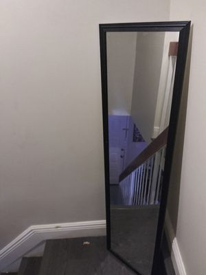 Tall wall mirror for Sale in Miami, FL