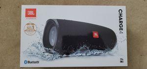 Jbl Charge 4 Waterproof Bluetooth speaker for Sale in West Springfield, VA