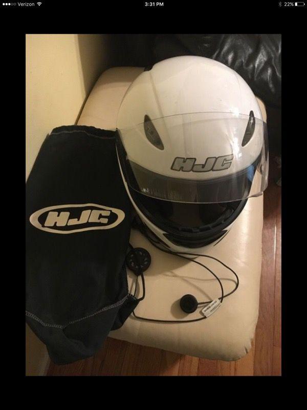 HJC XL Motorcycle Helmet