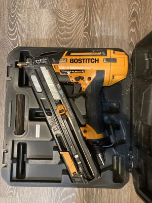 Bostitch Nail gun for Sale in Brooklyn, NY