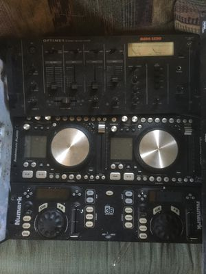 DJ equipment for Sale in New Pekin, IN